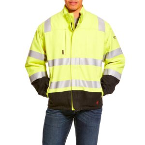Ariat-FR-Hi-Vis-Insulated-Waterproof-Jacket-Front