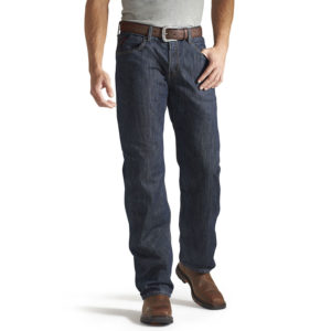 Ariat-FR-M3-Loose-Basic-Stackable-Straight-Leg-Jean-FRONT