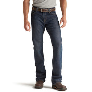 Ariat-FR-M4-Low-Rise-Basic-Boot-Cut-Jean-FRONT