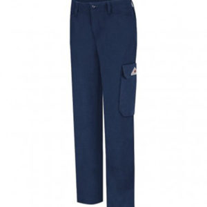 Bulwark-CoolTouch®2-Womens-Cargo-Pant-Navy-PMU3NV-NAVY-FRONT