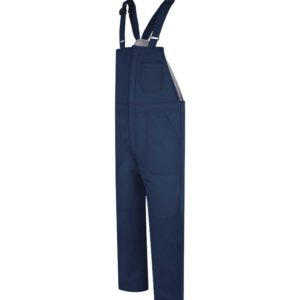 Bulwark-EXCEL-FR®-ComforTouch®-Insulated-Bib-Overall-Navy-BLC8NV-Navy