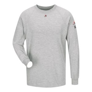 Bulwark-FR-Cool-Touch2-Long-Sleeve-T-Shirt--SMT2-gray