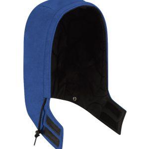 Bulwark-FR-Snap-On-Insulated-Hood-Nomex-5.3--HNH2-Royal-Blue