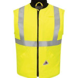 Bulwark-Hi-Visibility-Insulated-Vest-VMS4HV-Front
