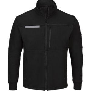 Bulwark-Men's-FR-Zip-Front-Jacket--SEZ2-FRONT