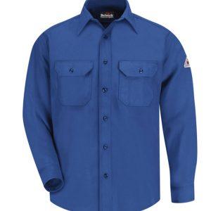 Bulwark-Nomex-6-oz-Uniform-Shirt-Royal-SND6RB