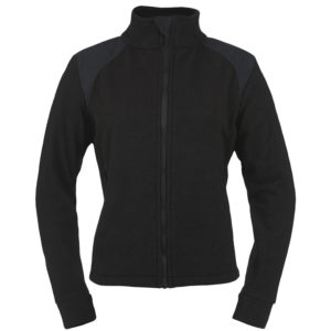 DragonWear-FR-EXXTREME™-JACKET--Women's-BLACK-FRONT