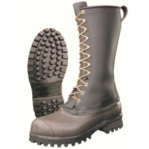 Hoffman-Steel-Toe-Thinsulate-Lineman-Pac-10-12-14-Brown-Front