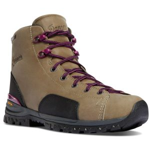 Womans-Danner-Stronghold-Tan-Front